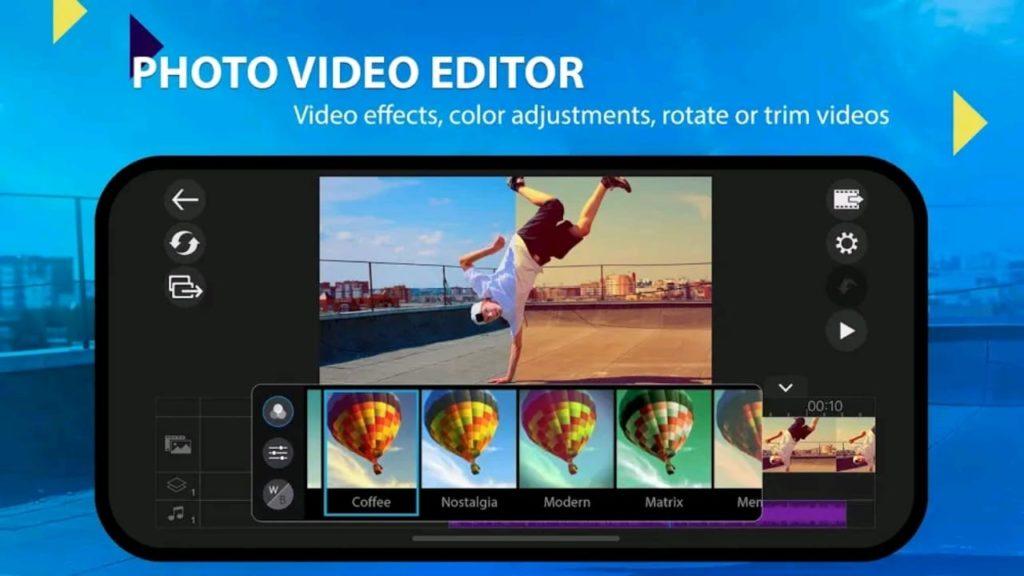 Powerdirector Pro Apk screen1