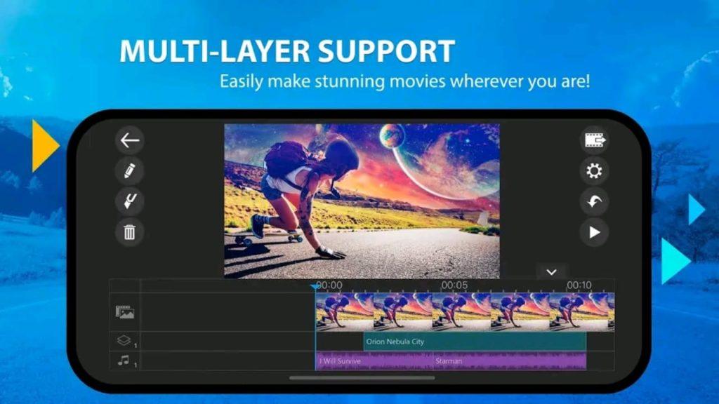 Powerdirector Pro Apk screen2