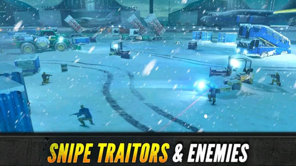 sniper fury mod apk screen3