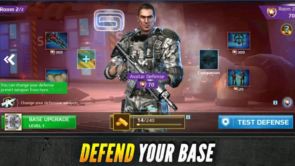 sniper fury mod apk screen6