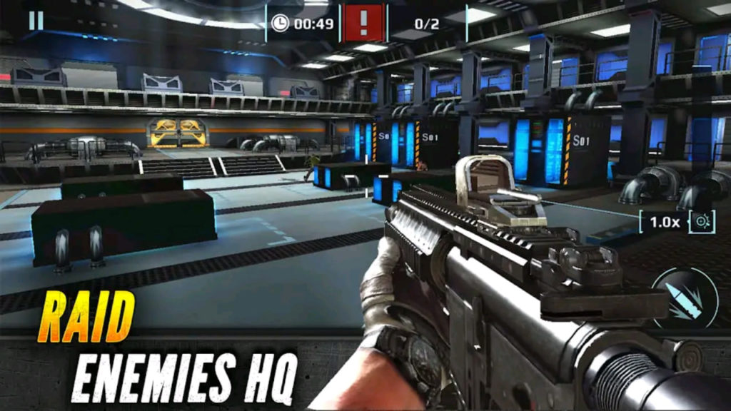 sniper fury mod apk screen7