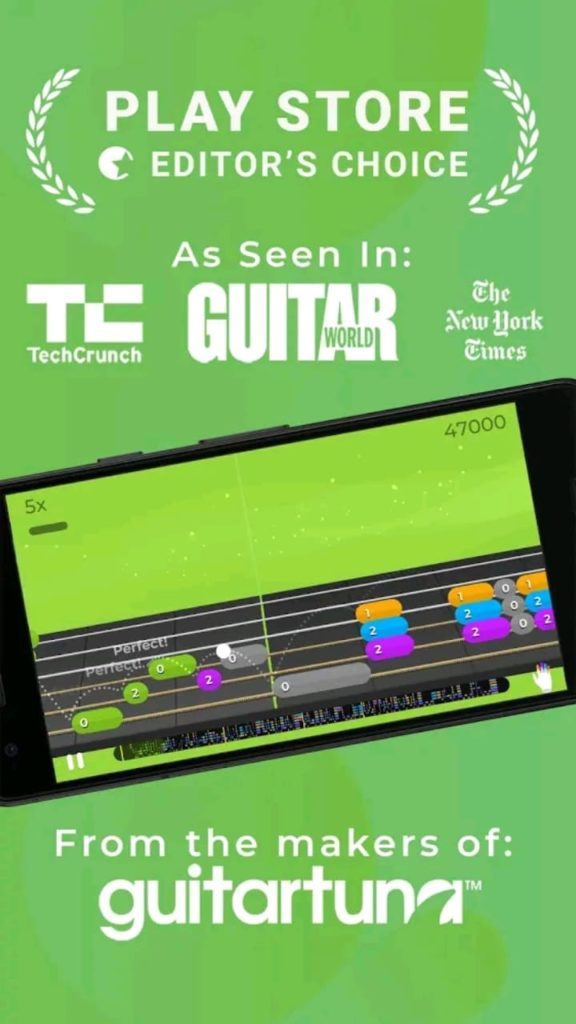 yousician premium apk screen1