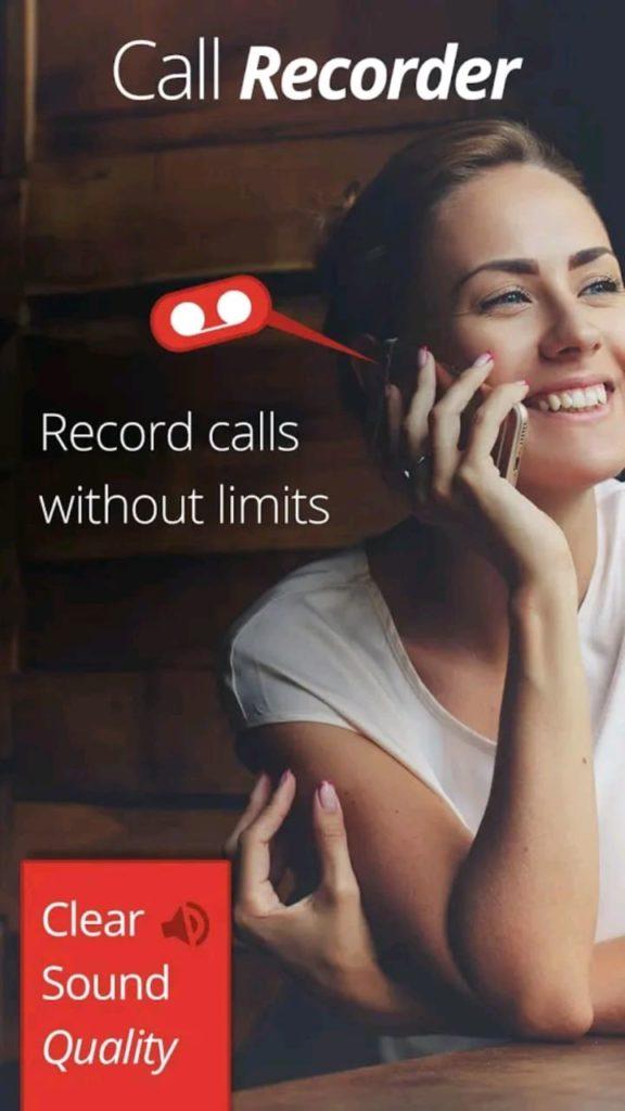 automatic call recorder pro screen1