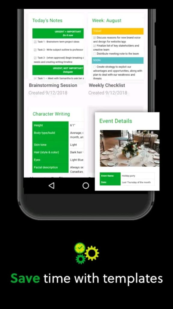 evernote premium screen8