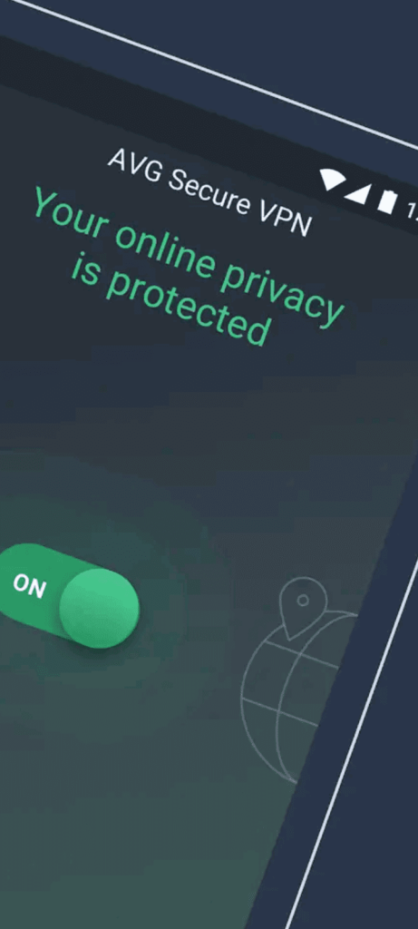 avg secure vpn screen3