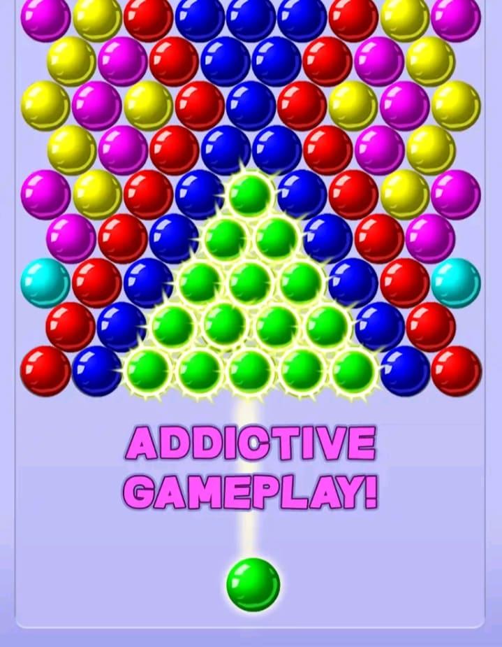 bubble shooter pro apk screen3