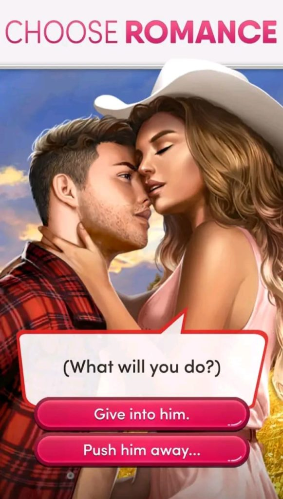 choices mod apk screen1