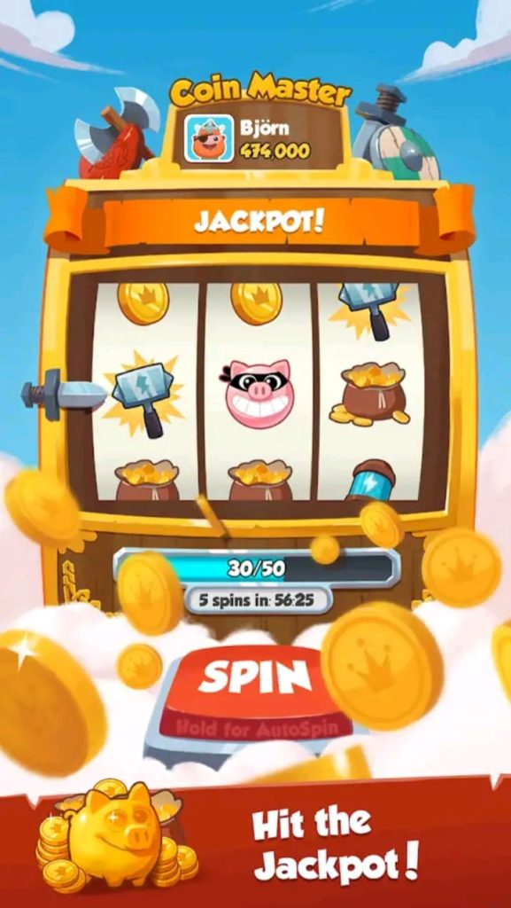 coin master mod apk screen4