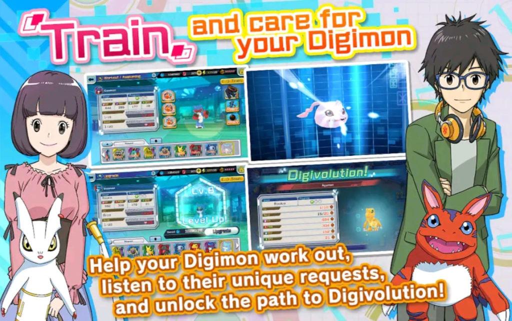 digimon links mod apk screen5