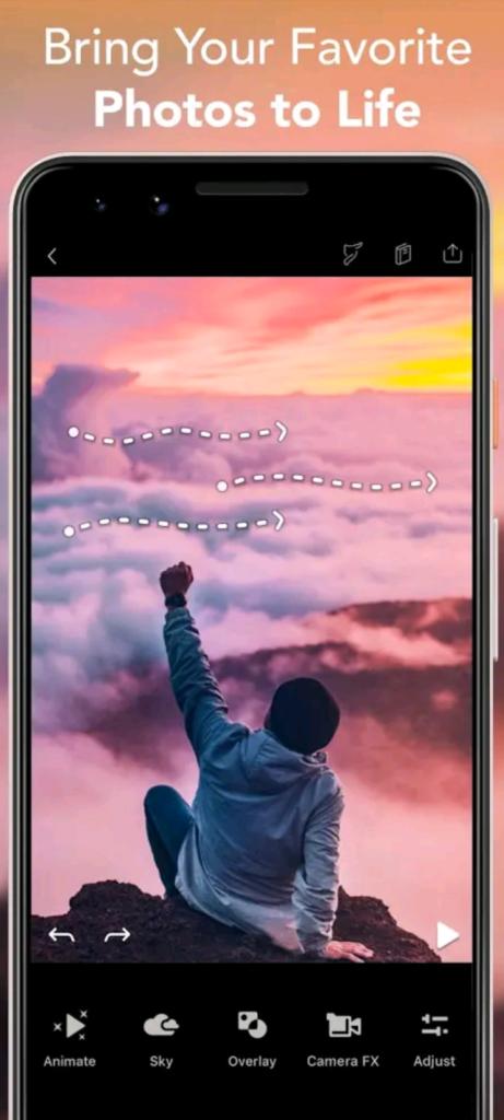pixaloop pro apk screen2