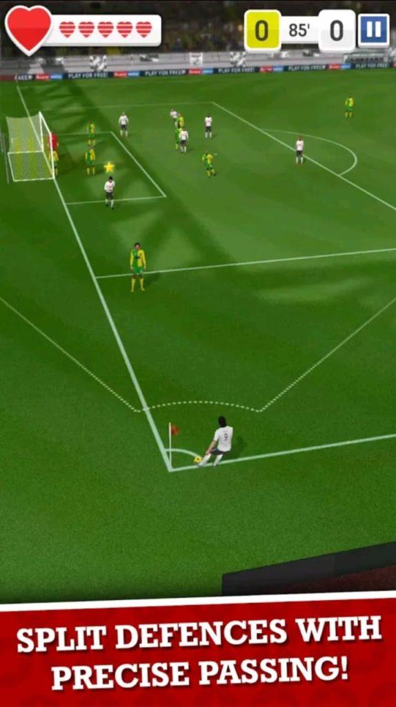 score hereos mod apk screen3