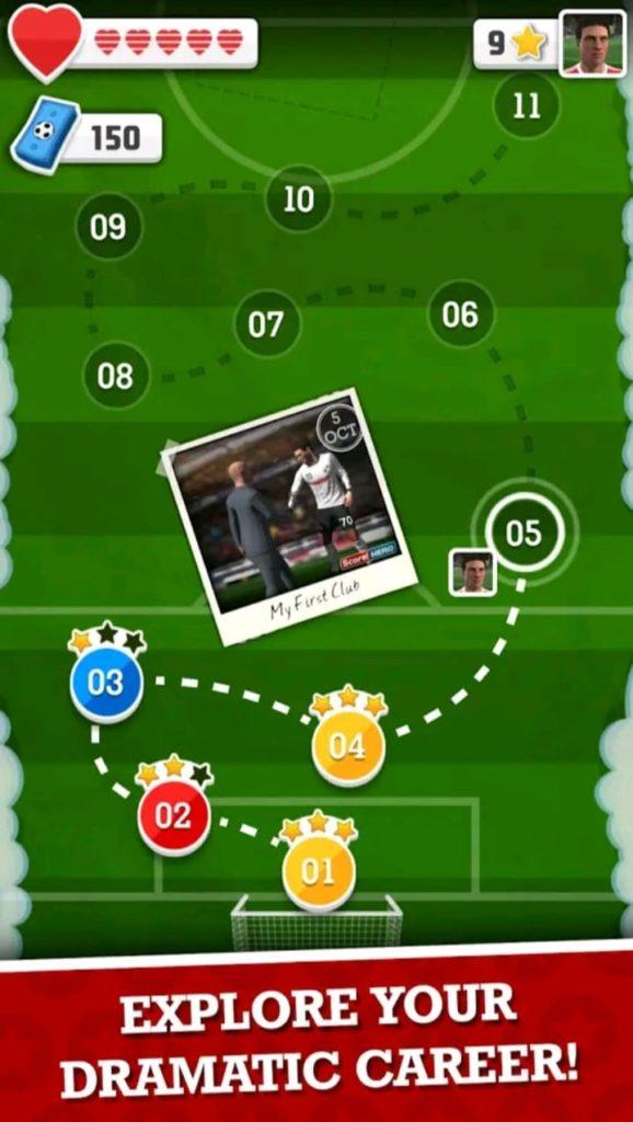 score hereos mod apk screen4