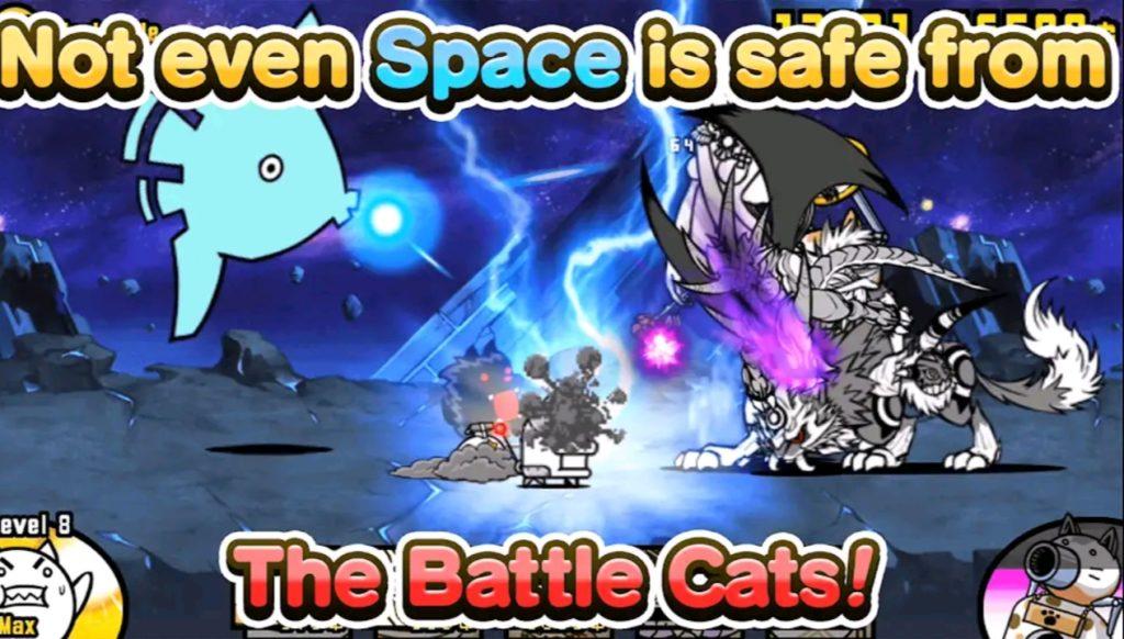 battle cats mod apk screen4