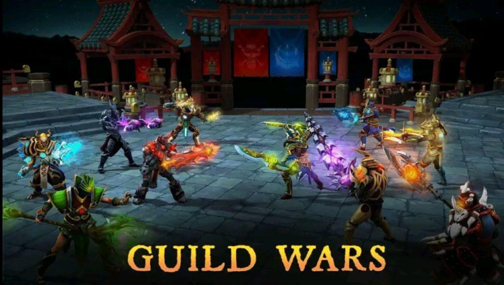 dungeon hunter 5 mod apk screen5