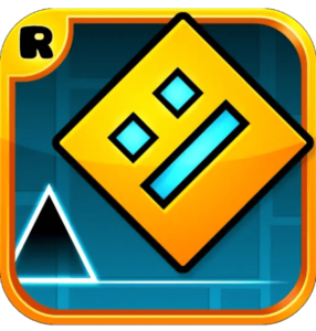 geometry dash mod apk icon