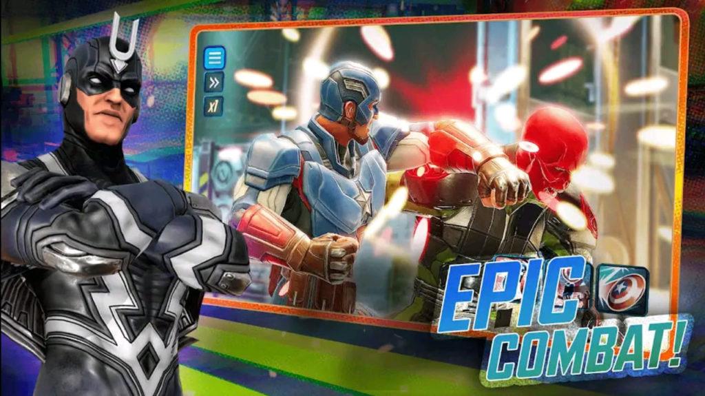 marvel strike force mod apk screen4