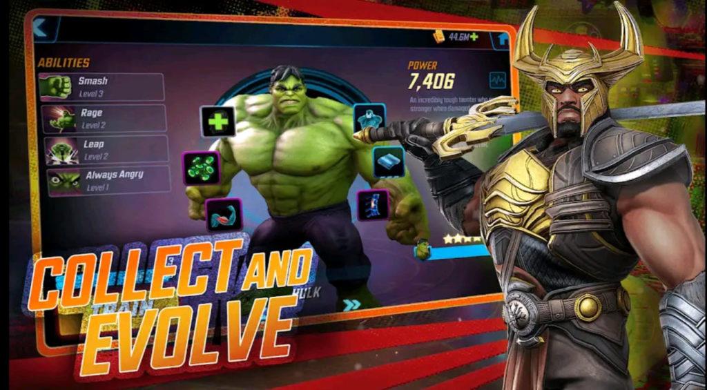 marvel strike force mod apk screen5