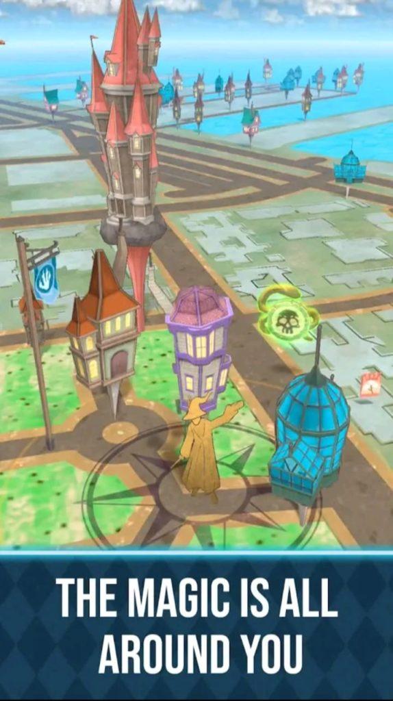 wizards unite apk screen4