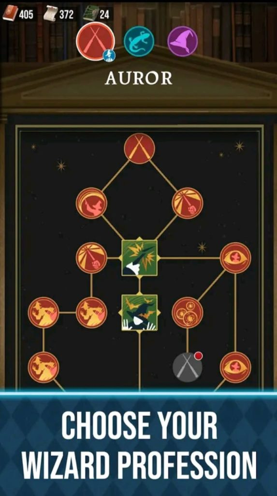 wizards unite apk screen7