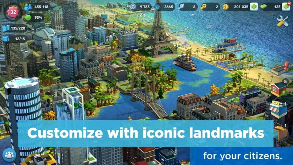 simcity mod apk screen2