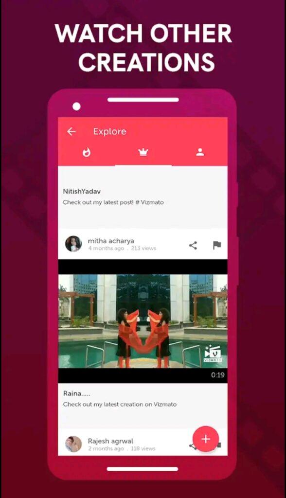 Vizmato Pro Apk Screen7